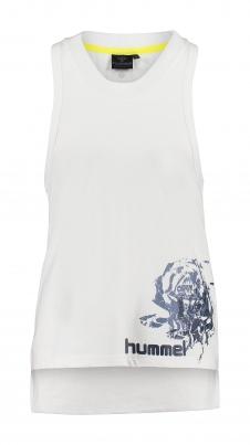 Hummel - Isha top snow white