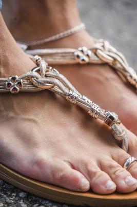 Sandaler - Sally gull