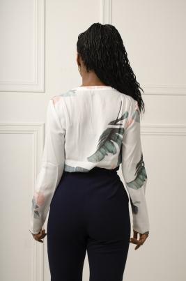 Skjorte - Elisa hvit