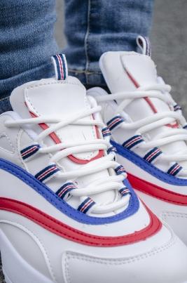 Sneakers - Sarah Hvit