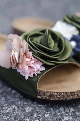 Sandaler - Lola grønn