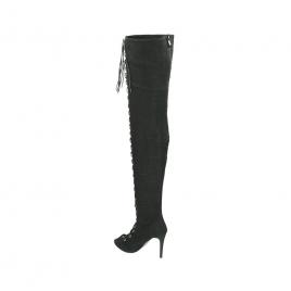 Støvletter - Emely svart