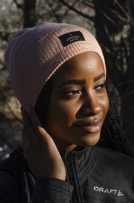 Craft - Urban knit Hat Gammelrosa