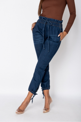 Jeans - Piper blå