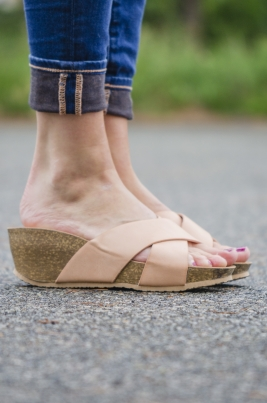Sandaler - Linda rosa