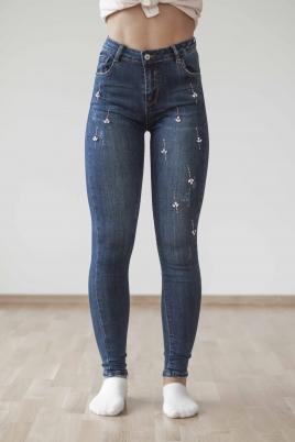 Jeans - Kathrine blå