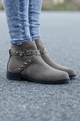 Boots Amy khaki