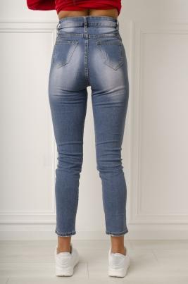 Jeans - Paulina blå