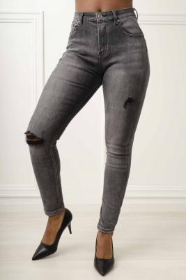 Jeans - Ida grå