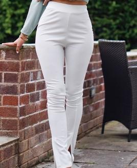 Bukse - Nina hvit