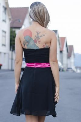 Kjole - Ida svart