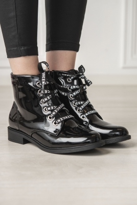 Boots - Naomi svart