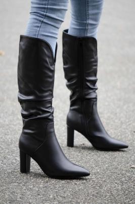 Støvletter - Rylee svart
