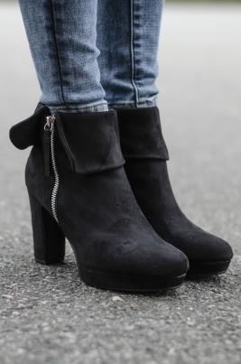 Boots - Karmen svart