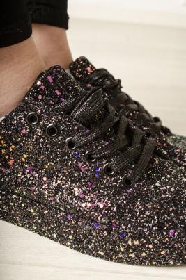 Sneakers - Mona svart