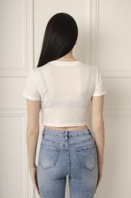 T-skjorte - Eilin hvit