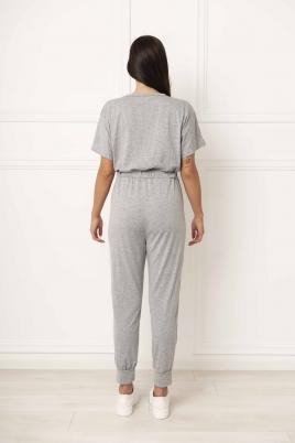Jumpsuit - Malena grå