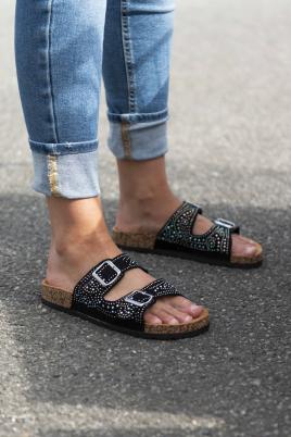 Sandaler - Dora svart