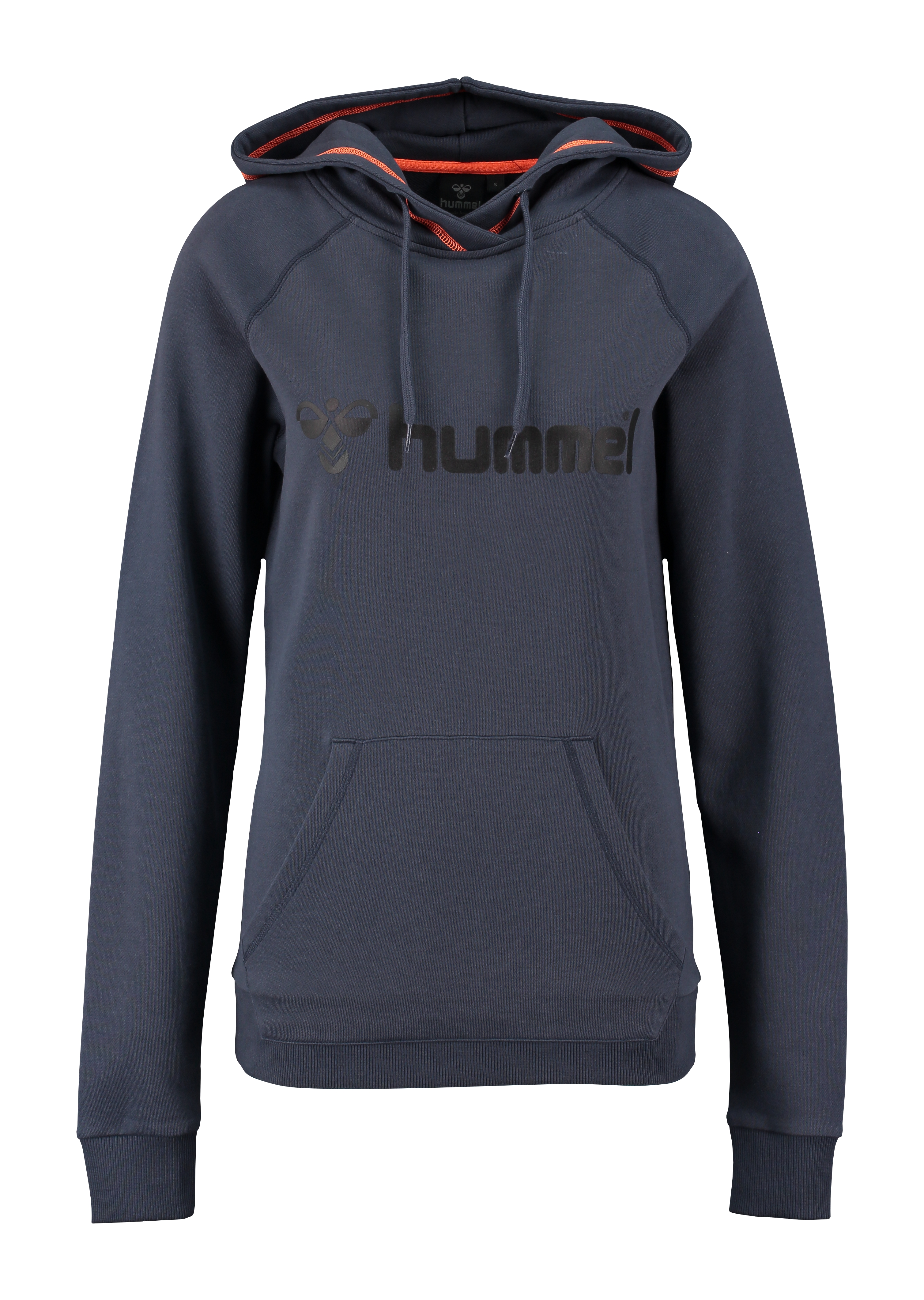 1a6b6620 Motehus AS - Hummel - Classic Bee Womens Hoodie mørkeblå
