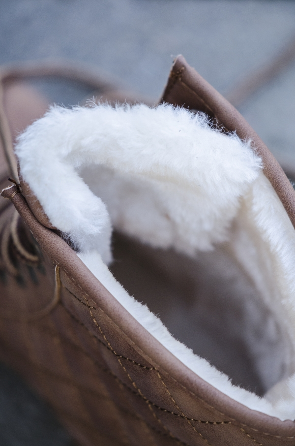 Boots - Sofia kamel vinter
