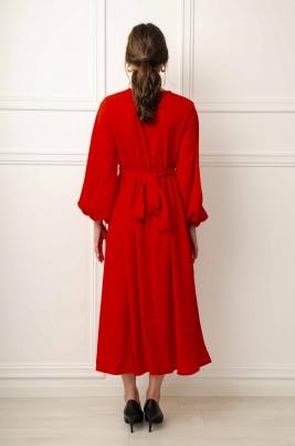 Kjole - Embla rød