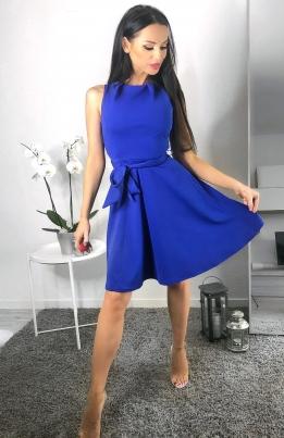 Kjole - Mabel blå