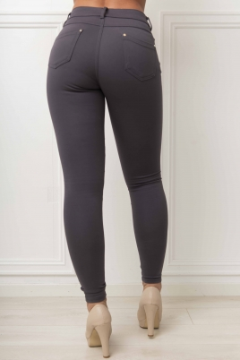 Jeans - Silje grå