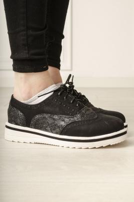 Sneakers - Vanessa svart