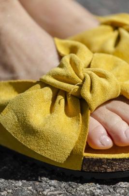 Sandaler - Jasmin gul