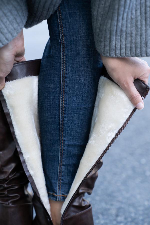 Støvletter - Pernille Vinter Edition Brun