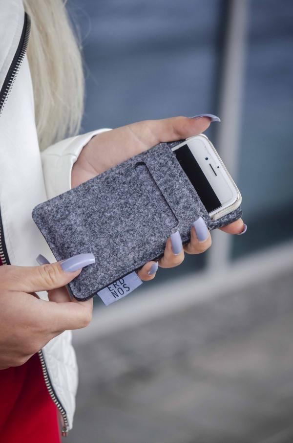Mobilveske - Erdnos Njå