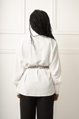 Skjorte - Alma hvit