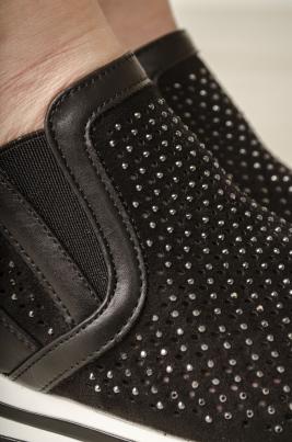 Sneakers - Julia svart