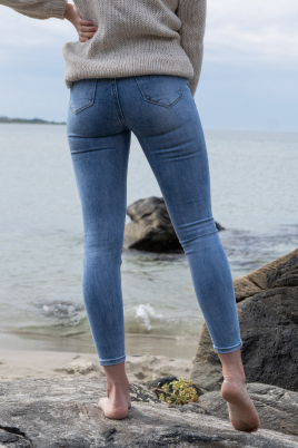 Jeans - Elena blå