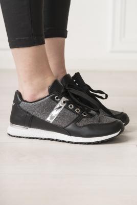 Sneakers - Miriam svart