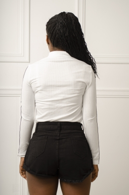Skjorte - Enya hvit