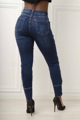 Jeans - Cornelia blå