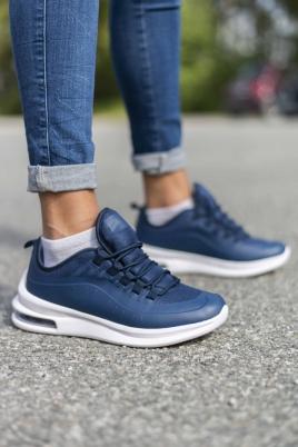 Sneakers - Camilla blå