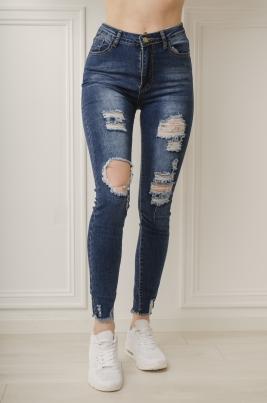 Jeans - Zara blå
