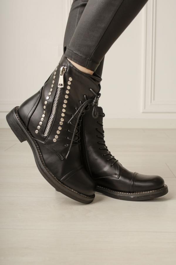 Boots - Anna svart