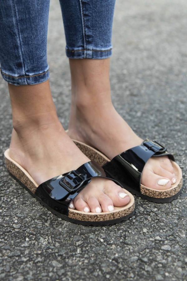Sandaler - Hanna svart