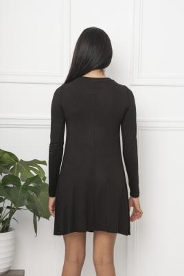 Kjole - Dina svart