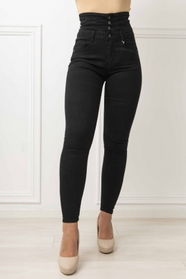 Jeans - Senja svart