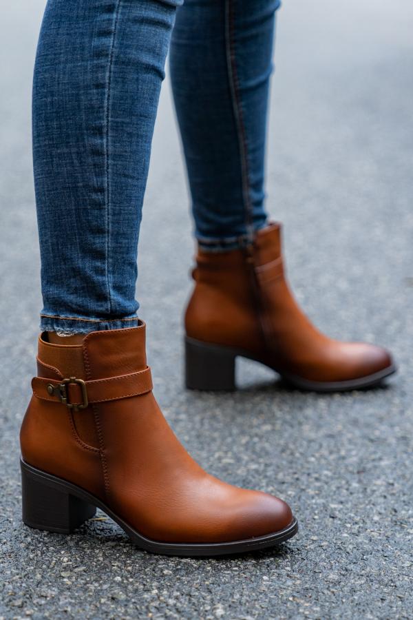 Boots - Ella camel