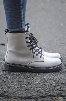 Boots - Silje hvit
