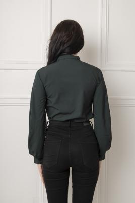 Skjorte - Sandrine grønn