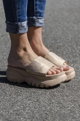 Sandaler - Athena beige
