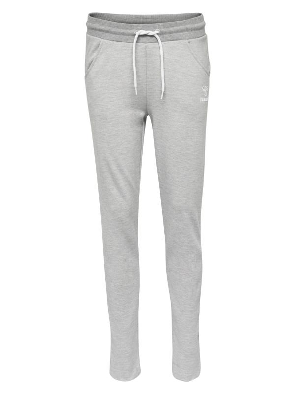 Hummel - HMLWHITLEY bukse grå