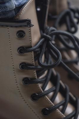 Boots - Silje khaki