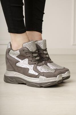 Sneakers - Jenna grå
